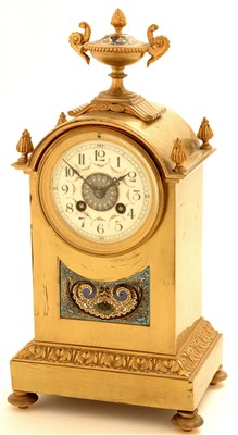 Lot 745 - Japy mantel clock