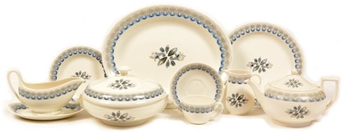 Lot 35-Eric Ravilious for Wedgwood Persephone dinner and tea service