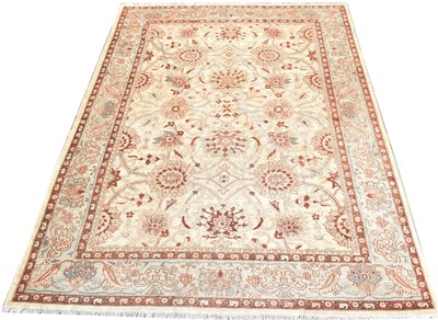 Lot 695 - Agra carpet
