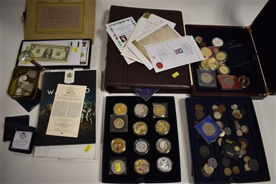 Lot 1-Coin collection