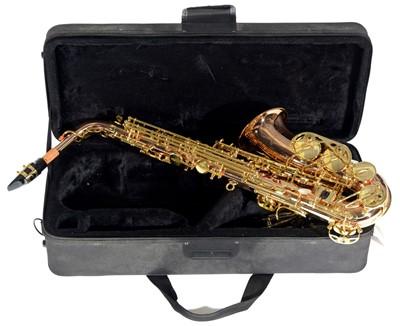 Lot 13 - Rossetti Alto Saxophone