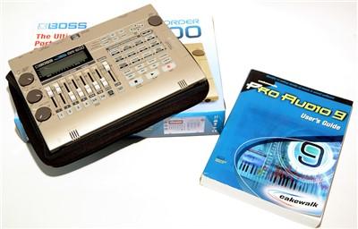 Lot 68 - Boss BR-600 Digital Recorder