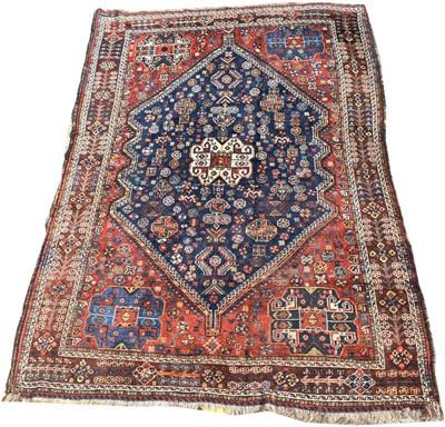 Lot 697 - Qashquai rug