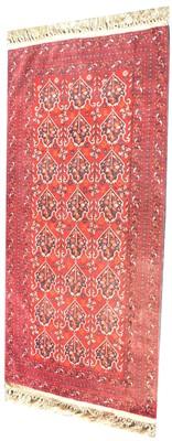 Lot 704 - Afghan rug