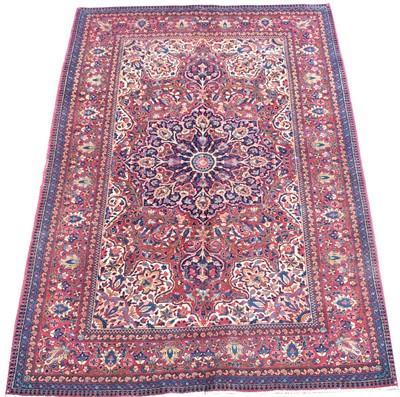 Lot 710 - Dorokhsh rug