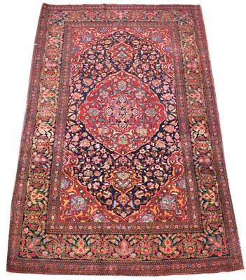 Lot 713 - Isfahan rug
