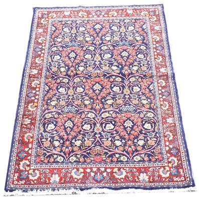 Lot 716 - Kashan rug