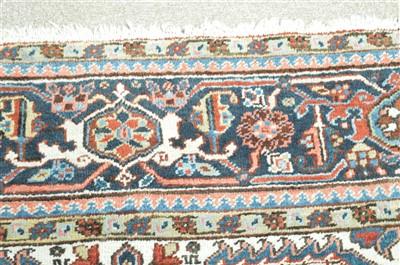 Lot 891-Heriz carpet