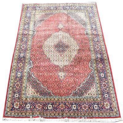 Lot 720 - Tabriz carpet