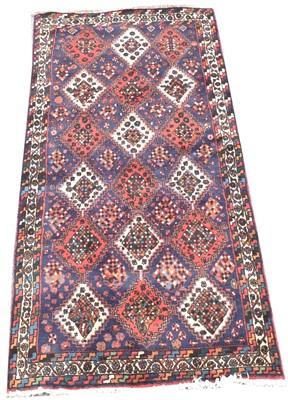 Lot 726 - Joshagan rug