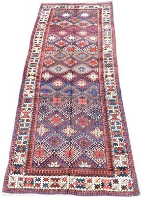 Lot 731 - Caucasian carpet