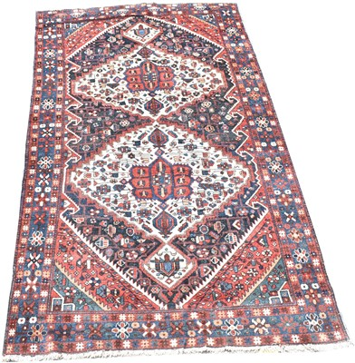Lot 735 - Bakhtiari carpet
