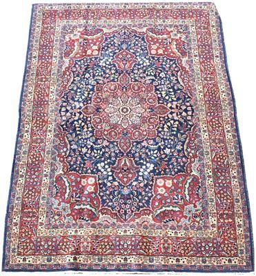 Lot 736 - Tabriz rug