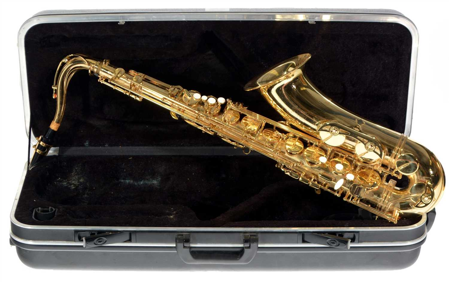 Lot 3-Trevor James Revolution II Tenor Saxophone