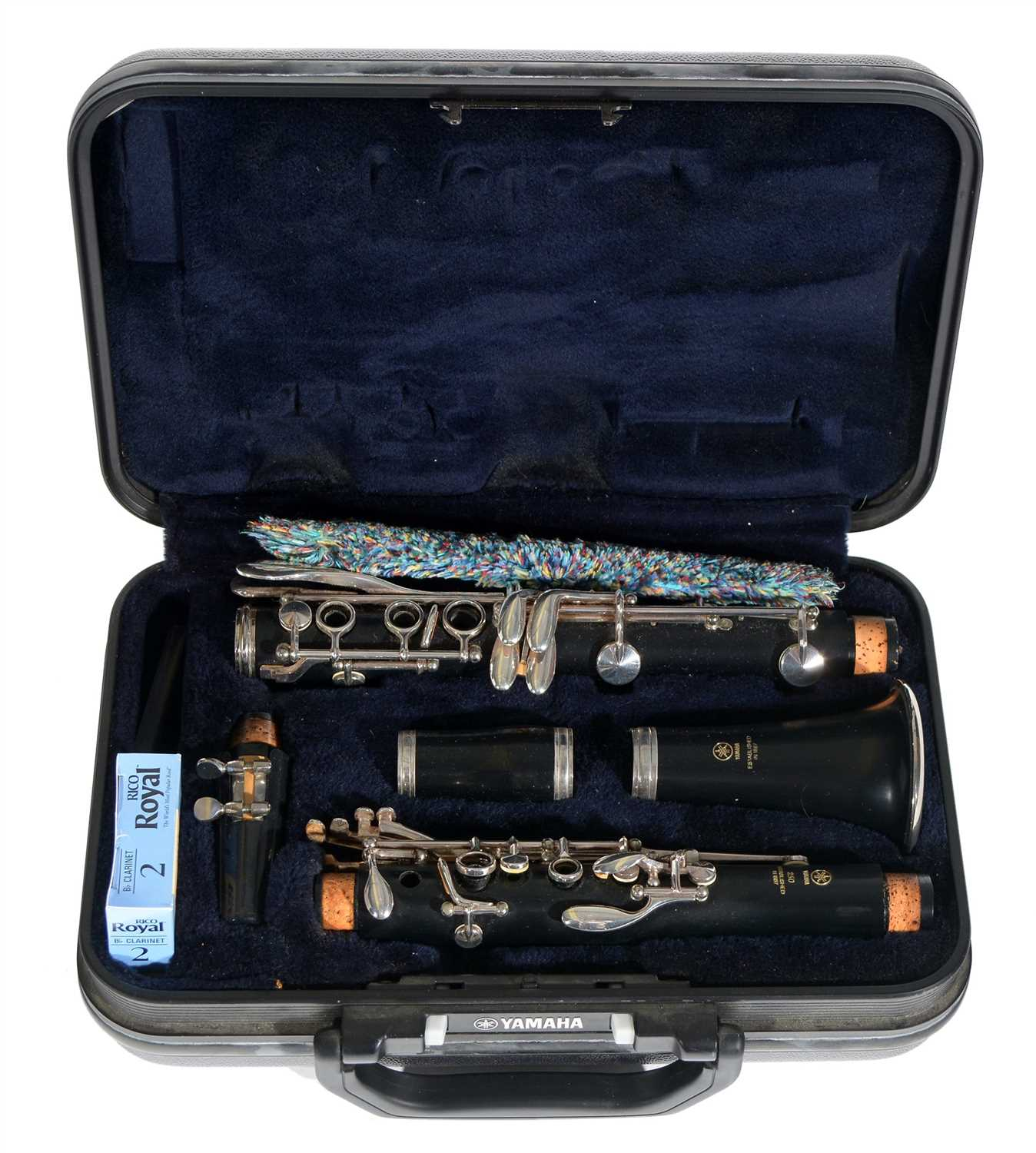 Lot 4-Yamaha 250 Clarinet