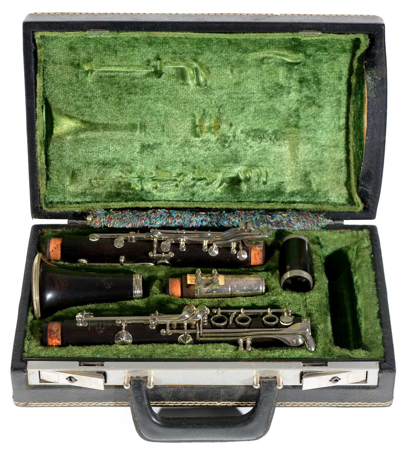 Lot 5-A Buffett Crampon et Cie Blackwood Clarinet