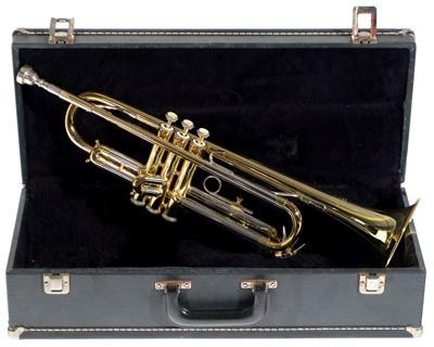 Lot 28 - A Blessing Scholastic Elkhart USA Trumpet