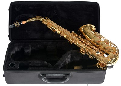 Lot 10-Yamaha YAS 280 Alto Saxophone Cased