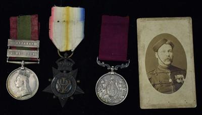 1733 - Victorian medal trio