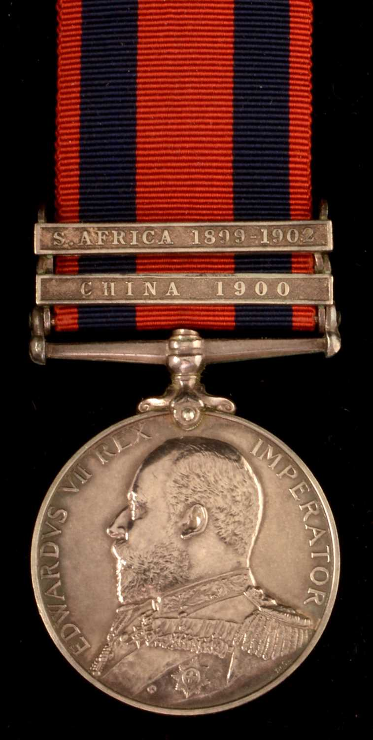 1553 - Transport Medal with both clasps