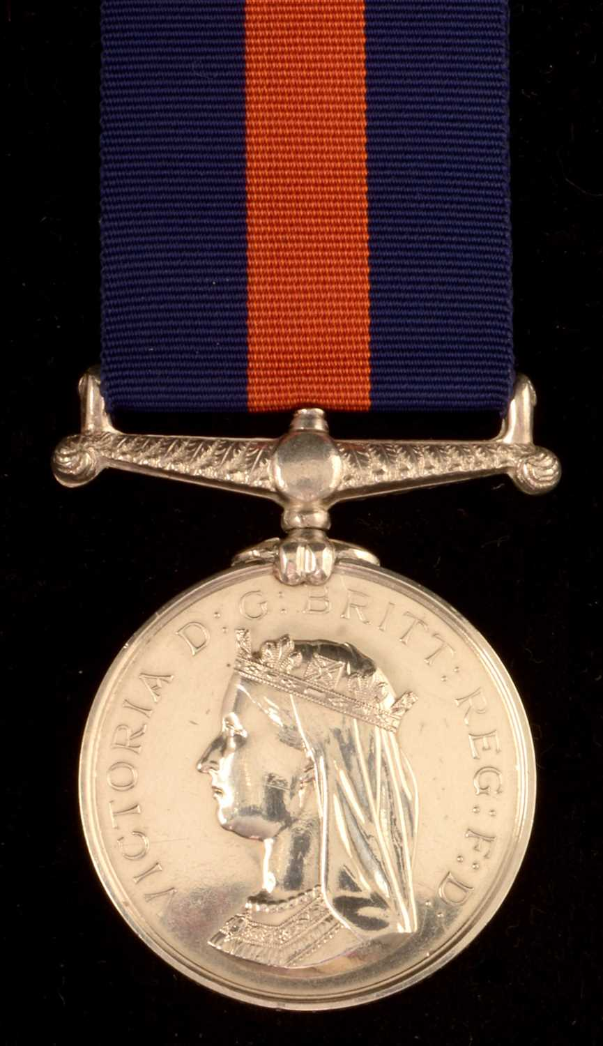1556 - Victorian New Zealand medal