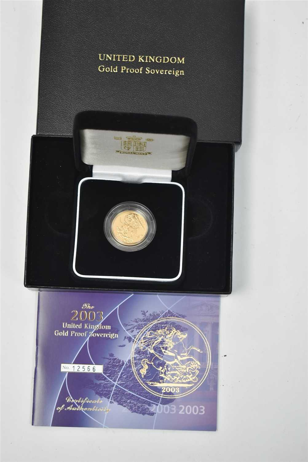 Lot 120-Elizabeth II gold sovereign