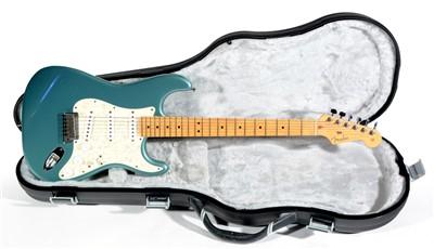 Lot 141 - Fender USA Stratocaster