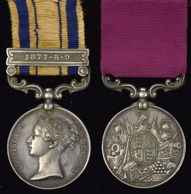 1775 - South Africa and Long Service medal
