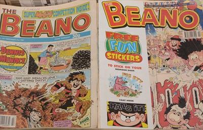 Lot 17-The Beano Comic