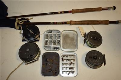Lot 231-Fishing tackle