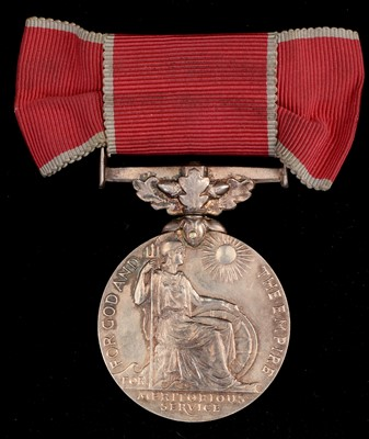 Lot 1516-British Empire medal
