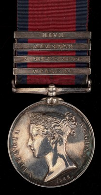 Lot 1614-Military General Service medal