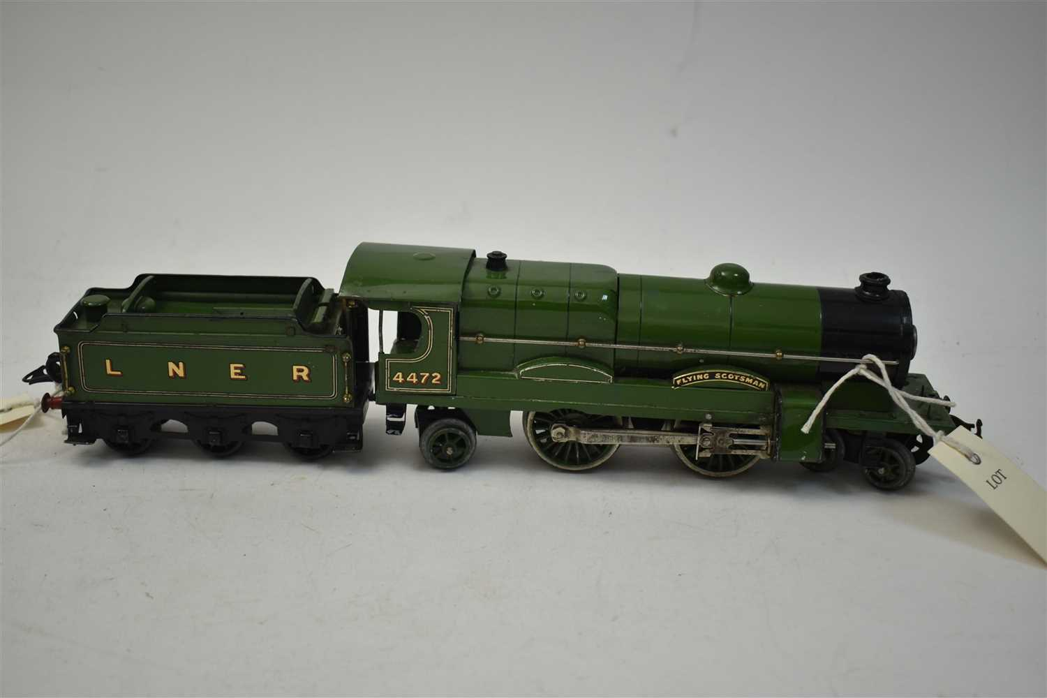 201 - Hornby electric Flying Scotsman