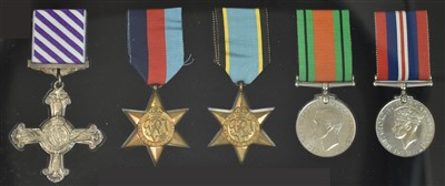Lot 1549-Distinguished Flying Cross Group
