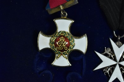 Lot 1505-The Medals of Sir Robert Chapman, CB, CMG, CBE, DSO, TD
