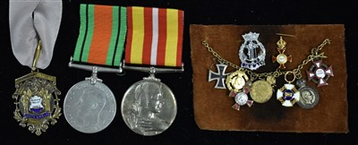 Lot 1504-The Medals of Lady Hélene Paris Chapman