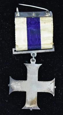 Lot 1503-Military Cross awarded to Major Charles L. Chapman