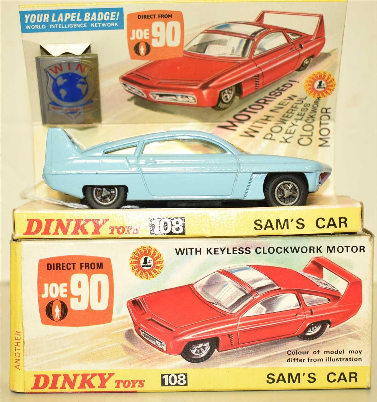 Lot 185-Dinky Sam's Car