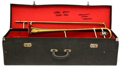 Lot 17-Boosey and Hawkes Regent Trombone