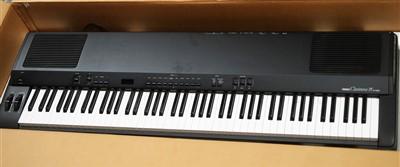 Lot 54 - A Yamaha P100 clavinova PF1.