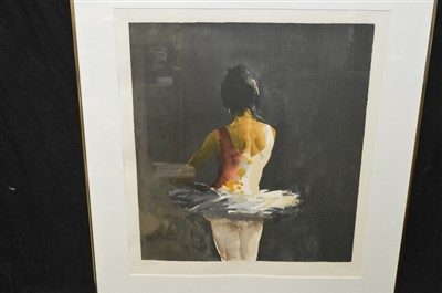 Lot 535-Donald Hamilton Fraser screen print