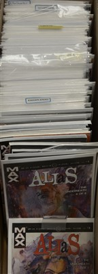 Lot 987 - Independent Comics Publishers