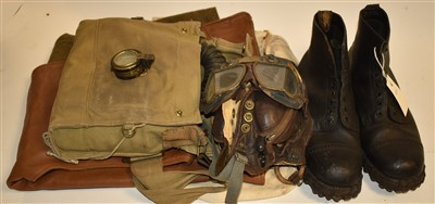 Lot 4-Second World War items