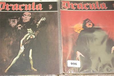 Lot 996-Dracula