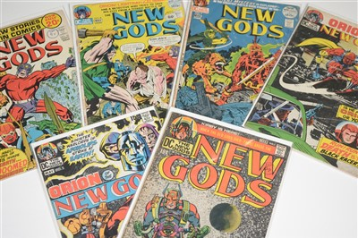 Lot 1009 - New Gods by DC Comics