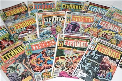 Lot 1012 - The Eternals