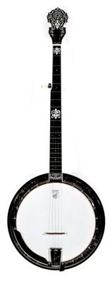 Lot 105-Deering John Hartford G five string banjo