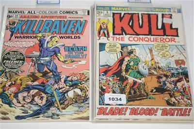 Lot 1034 - Kull the Conqueror
