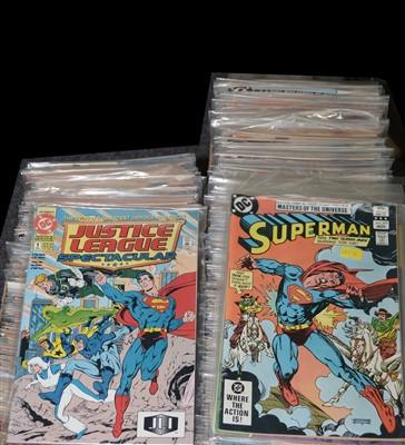 Lot 978 - Superman Comics