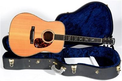 Lot 150-A Jean Larrivee D10 BP Guitar Cased